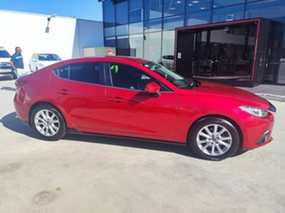 2013 Mazda 3 BM5236 SP25 SKYACTIV-MT GT Red 6 Speed Manual Sedan.