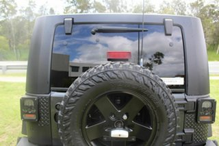 2010 Jeep Wrangler JK MY2010 Unlimited Sport Black 4 Speed Automatic Softtop