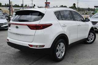2017 Kia Sportage QL MY18 Si 2WD White 6 Speed Sports Automatic Wagon