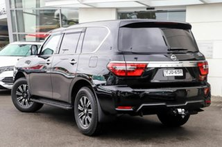 2020 Nissan Patrol Y62 Series 5 MY20 TI (4x4) Black Obsidian 7 Speed Automatic Wagon