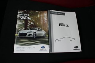 2019 Subaru BRZ Z1 MY19 TS Quartz White 6 Speed Manual Coupe