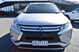 2017 Mitsubishi Eclipse Cross YA MY18 LS 2WD Billet Silver 8 Speed Constant Variable Wagon