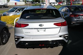 2019 Kia Cerato BD MY19 S Silky Silver 6 Speed Sports Automatic Hatchback.