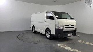 2015 Toyota HiAce KDH201R MY14 LWB Vanilla White 4 Speed Automatic Van