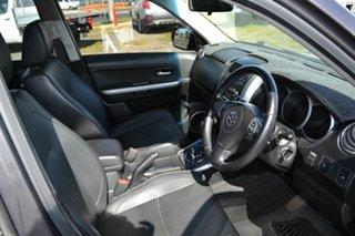 2008 Suzuki Grand Vitara JT MY08 Upgrade Prestige (4x4) Grey 4 Speed Automatic Wagon