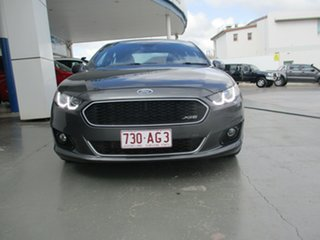 2015 Ford Falcon XR6 Grey Automatic Sedan