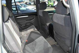 2004 Toyota Landcruiser Prado GRJ120R GXL (4x4) Silver 4 Speed Automatic Wagon