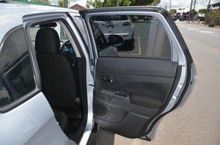 2013 Mitsubishi ASX XB MY13 (2WD) Silver 5 Speed Manual Wagon