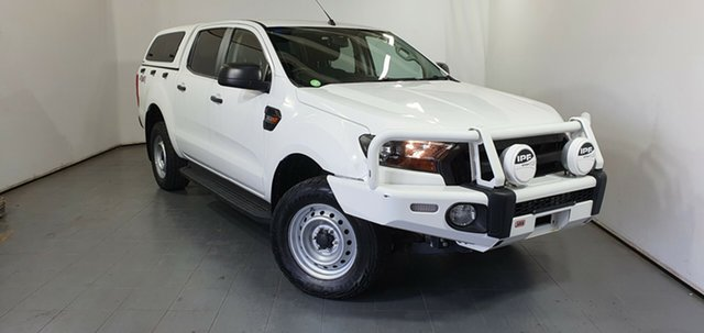 Used Ford Ranger PX MkII XL Elizabeth, 2015 Ford Ranger PX MkII XL White 6 Speed Sports Automatic Utility