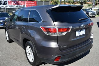 2014 Toyota Kluger GSU55R GX AWD Grey 6 Speed Sports Automatic Wagon