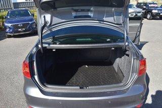 2011 Volkswagen Jetta 1B MY12 103TDI DSG Comfortline Grey 6 Speed Sports Automatic Dual Clutch Sedan