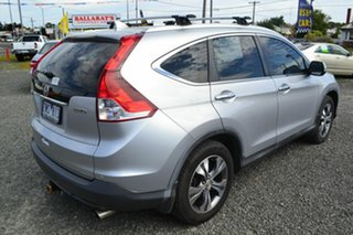 2013 Honda CR-V 30 MY15 VTi-L (4x4) Silver 5 Speed Automatic Wagon