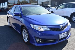 2013 Toyota Camry ASV50R Atara R Blue 6 Speed Sports Automatic Sedan.