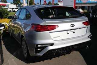2019 Kia Cerato BD MY19 S Silky Silver 6 Speed Sports Automatic Hatchback