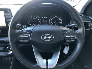2019 Hyundai i30 PD2 MY19 Active White 6 Speed Sports Automatic Hatchback