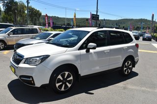 2017 Subaru Forester S4 MY17 2.0D-L CVT AWD Pearl White 7 Speed Constant Variable Wagon