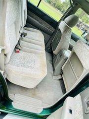 2001 Nissan Patrol GU II ST (4x4) Green 5 Speed Manual 4x4 Wagon