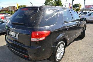 2012 Ford Territory SZ Titanium (RWD) Black 6 Speed Automatic Wagon