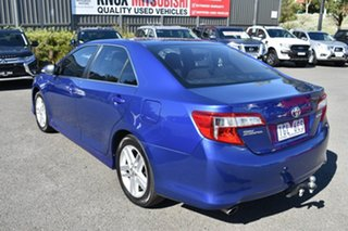 2013 Toyota Camry ASV50R Atara S Blue 6 Speed Sports Automatic Sedan
