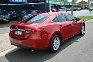 2012 Mazda 6 6C Sport Red 6 Speed Automatic Sedan.