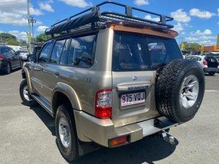 2003 Nissan Patrol GU III MY2003 ST-L Champagne 4 Speed Automatic Wagon