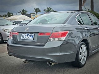 2009 Honda Accord 8th Gen VTi-L Grey Sports Automatic Sedan