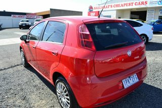 2008 Fiat Punto Dynamic Red 5 Speed Automatic Hatchback