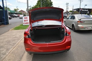 2012 Mazda 6 6C Sport Red 6 Speed Automatic Sedan
