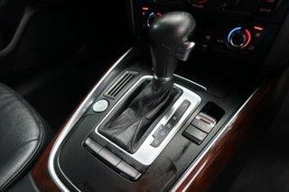 2010 Audi Q5 8R MY10 TDI S Tronic Quattro White 7 Speed Sports Automatic Dual Clutch Wagon