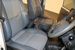 2016 Toyota Landcruiser VDJ76R Workmate French Vanilla 5 speed Manual Wagon
