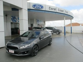 2015 Ford Falcon XR6 Grey Automatic Sedan.