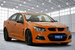 2013 Holden Special Vehicles ClubSport Gen-F MY14 R8 Orange 6 Speed Sports Automatic Sedan.