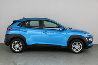 2018 Hyundai Kona OS.2 MY19 Active 2WD Blue 6 Speed Sports Automatic Wagon