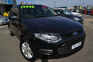 2012 Ford Territory SZ Titanium (RWD) Black 6 Speed Automatic Wagon.