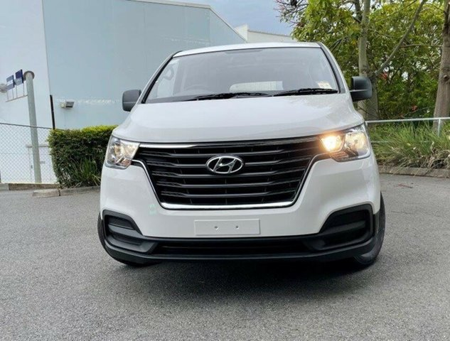 New Hyundai iLOAD TQ4 MY20 Springwood, 2020 Hyundai iLOAD TQ4 MY20 Creamy White 6 Speed Manual Van