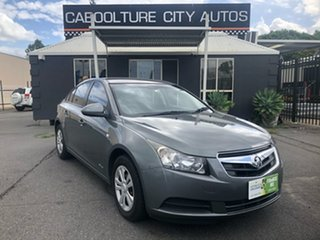 2009 Holden Cruze JG CD Grey 6 Speed Automatic Sedan.