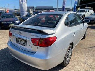 2009 Hyundai Elantra HD MY10 SX Silver 4 Speed Automatic Sedan