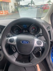 2013 Ford Focus LW MK2 Trend Acoustic Blue 6 Speed Automatic Hatchback