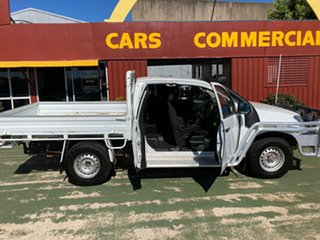 2015 Isuzu D-MAX MY15 SX Space Cab 5 Speed Manual Cab Chassis.