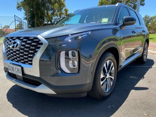 2020 Hyundai Palisade LX2.V1 MY21 2WD Steel Graphite 8 Speed Sports Automatic Wagon
