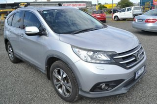 2013 Honda CR-V 30 MY15 VTi-L (4x4) Silver 5 Speed Automatic Wagon.