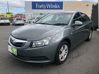 2009 Holden Cruze JG CD Grey 6 Speed Automatic Sedan
