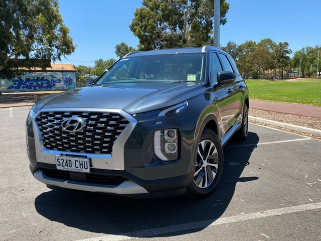 Demo Hyundai Palisade LX2.V1 MY21 2WD Nailsworth, 2020 Hyundai Palisade LX2.V1 MY21 2WD Steel Graphite 8 Speed Sports Automatic Wagon