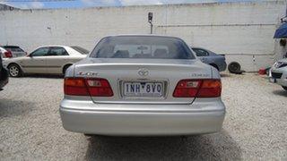 2002 Toyota Avalon MCX10R Mark II VXi Silver 4 Speed Automatic Sedan