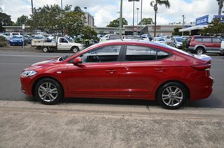 2016 Hyundai Elantra MD Series 2 (MD3) Active Special Edition Red 6 Speed Automatic Sedan