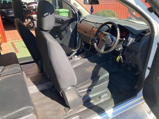 2015 Isuzu D-MAX MY15 SX Space Cab 5 Speed Manual Cab Chassis