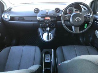 2012 Mazda 2 DE10Y2 MY13 Neo Green 4 Speed Automatic Hatchback