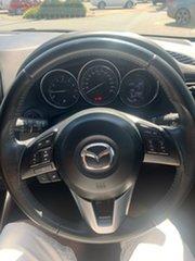 2014 Mazda CX-5 MY13 Upgrade Maxx Sport (4x4) Absolute Black 6 Speed Automatic Wagon