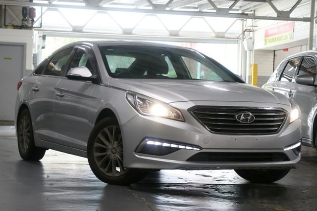 Pre-Owned Hyundai Sonata LF Active Mosman, 2015 Hyundai Sonata LF Active 6 Speed Automatic Sedan