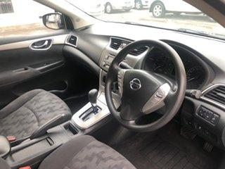 2013 Nissan Pulsar B17 ST Deep Sapphire 1 Speed Constant Variable Sedan